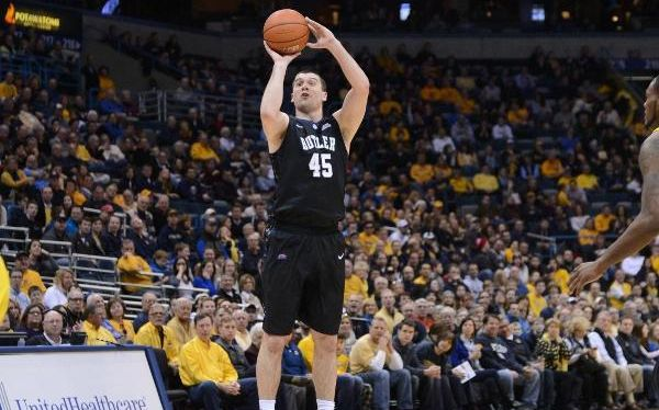 Andrew Chrabascz will be looking to improve upon a breakout sophomore campaign. (Butler Athletics)