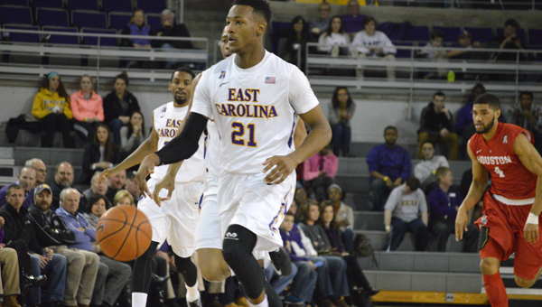 B.J Tyson will look to lead East Carolina to success in year two in the American. (Washington Daily News)