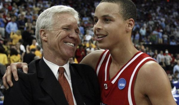 Bob McKillop is proving once and for all that his program's success has much more to do with just Stephen Curry. (The Charlotte Observer)