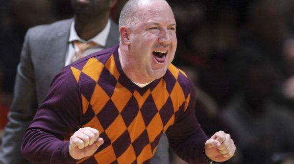 It hasn't been the start Buzz Williams was hoping for. (Matt Gentry/Roanoke Times)