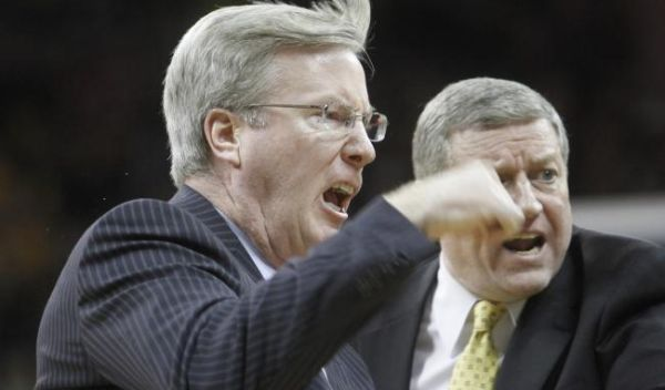 Once again, Fran McCaffery has a squad to play with. (AP)