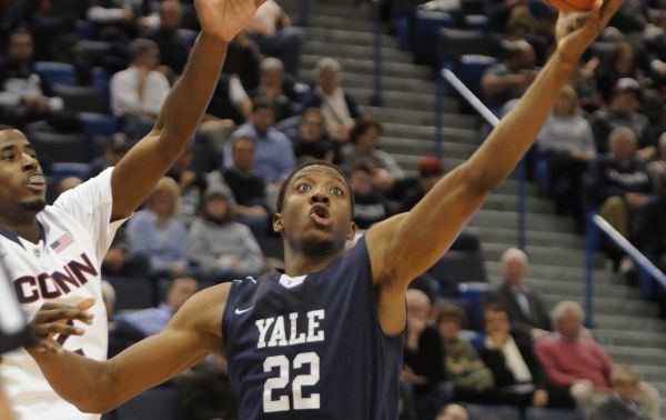 With Justin Sears in the mix, Yale is in serious contention. (Hartford Courant)