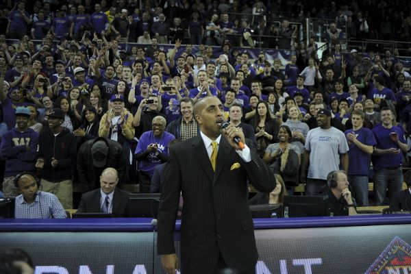 Lorenzo Romar is loved in Seattle - but is his time coming to an end? (Alex McDougall/Oregon Daily Emerald)