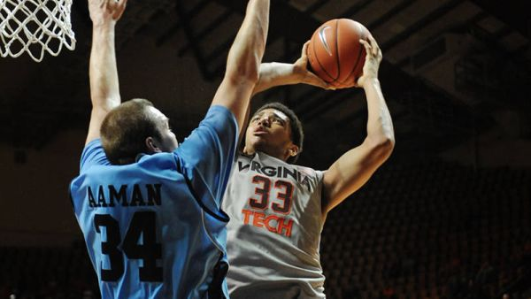 Virginia Tech transfer Marshall Wood will be a nice addition to the Richmond roster. (Richmond Athletics)