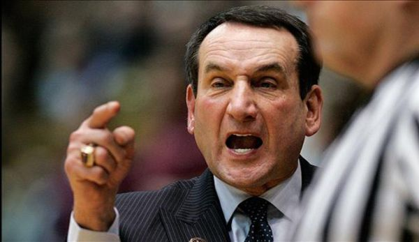 Coach K will have to exercise some more patience with this class of rookies than was required a year ago. (AP)