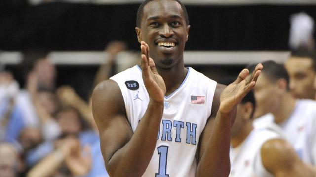 Theo Pinson has shown good playmaking skills with Marcus Paige out. (Will Bratton/WRAL)