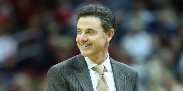 Holding steady amid off-court pressure, Rick Pitino has a very good squad to work with. (Photo by Andy Lyons/Getty Images)
