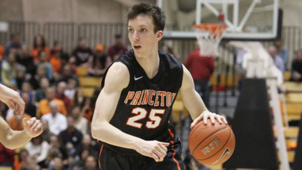 Steven Cook is one of a handful of standout Princeton guards. (Princeton athletics)