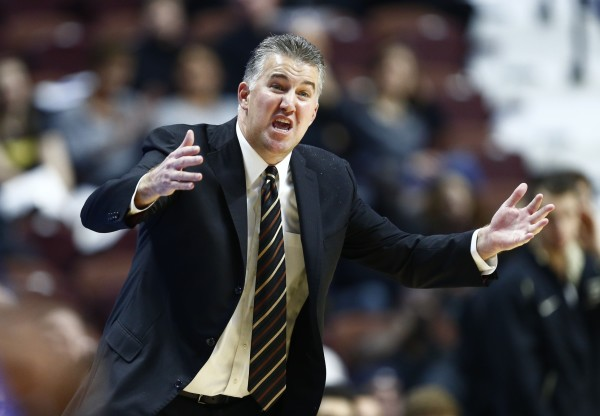 Matt Painter's Team Hasn't Gotten a Lot of Attention Yet (USAT Images)