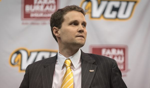 Wade Wilson has ginormous shoes to fill. But he might just be the guy to do it. (VCU Athletics)