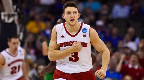 Zak Showalter, The former walk-on is one of the best athletes on the team, and he tied for the team-lead in steals rate in limited action. (USA TODAY Sports)