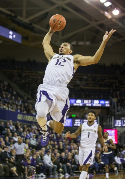 Andrew Andrews And The Huskies Have Been Electric Early (Dean Rutz, Seattle Times)