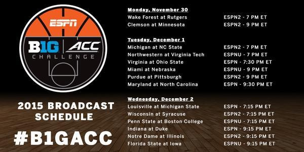 acc big ten schedule