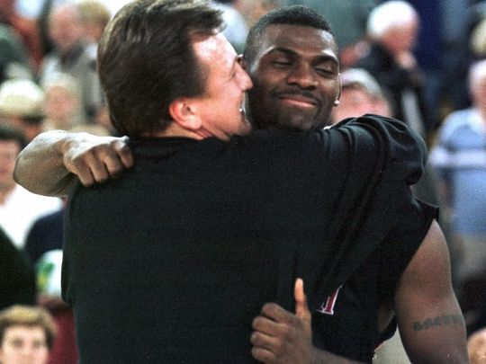The Great Alaska Shootout Produced One of the Best Moments for Bob Huggins at Cincinnati, in 1998. (AP)