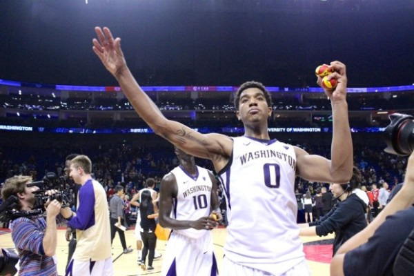 Marquese Chriss and The Husky Pups Took China By Storm