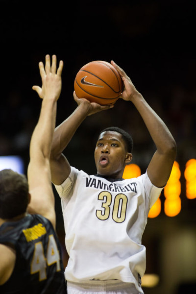 Damian Jones and Vanderbilt can take a lot of good from Maui (Bosley Jarrett/Vanderbilt Hustler).