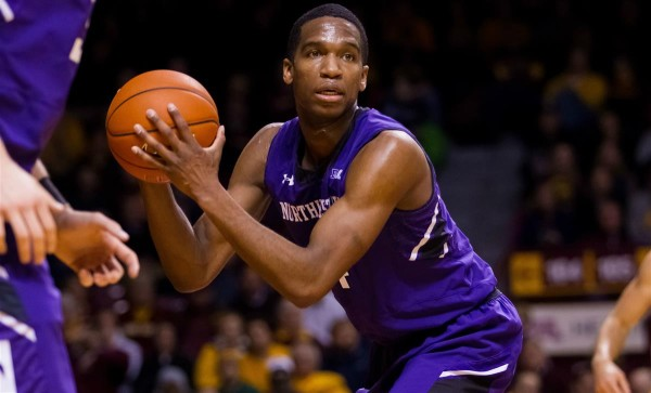 Vic Law's season-ending injury will test Northwestern's offensive depth on the perimeter. (Brad Rempel, USA TODAY Sports)