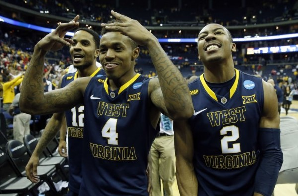 Daxter Miles Jr. and Jevon Carter will look to replace Juwan Staten in Morgantown. (Greg Bartram-USA TODAY Sports)