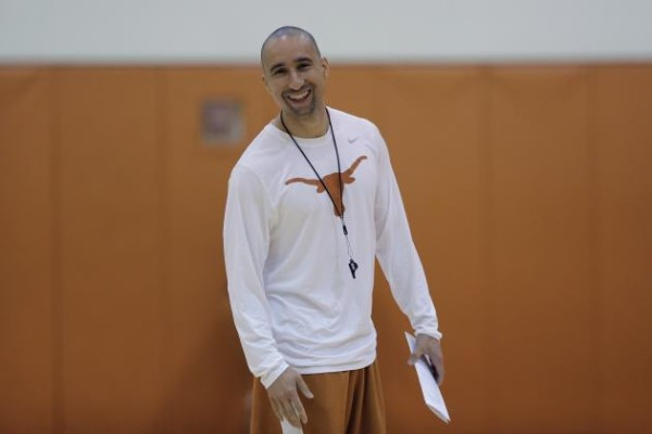 Congrats, Shaka Smart, new head coach at Texas! Your team will face the roughest non-conference in the Big 12! (AP Photo/Eric Gay)