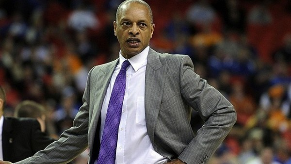Head coach Trent Johnson is trying to build some momentum for a TCU program that won 18 games in 2014-15. (Paul Abell/US Presswire)