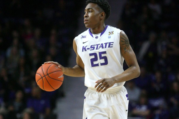 Wesley Iwundu has been a steadying presence for a Kansas State team enduring significant roster turnover. (Scott Sewell/USA Today)