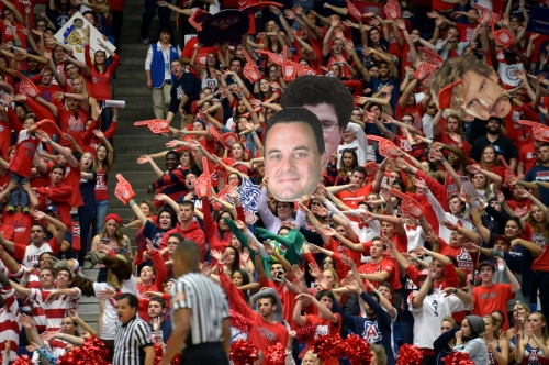 Fan Support At McKale Center Is The Gold Standard In The Pac-12 (Daily Wildcat)