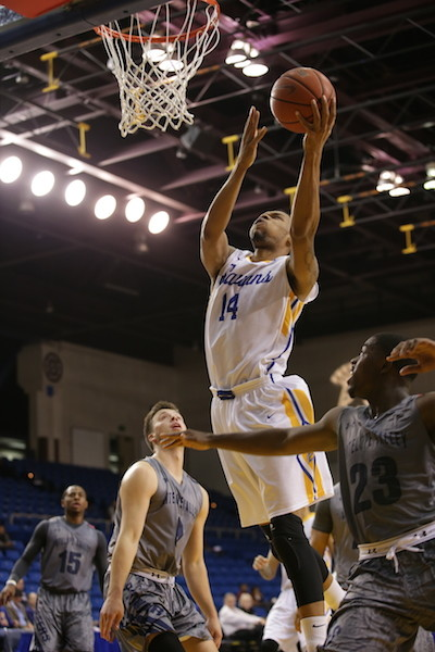 After Being Dismissed From His Program In January, Frank Rogers Has Rebounded (Terrell Lloyd)