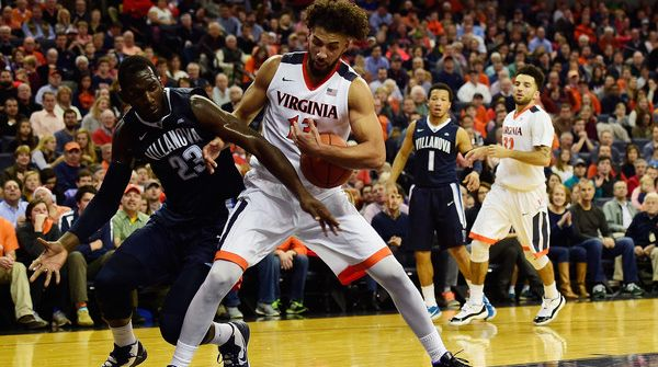 Anthony Gill might STILL be the most underrated player in the country. (Getty)