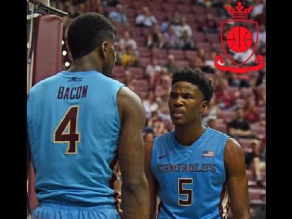 Florida State's Dwayne Bacon and Malik Beasley are the nation's leading freshmen scoring duo. (youtube/Nation Hoops)