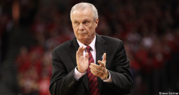Bo Ryan finished his career as one of the best head coaches in the history of the Big Ten. Photo: Steve Gotter