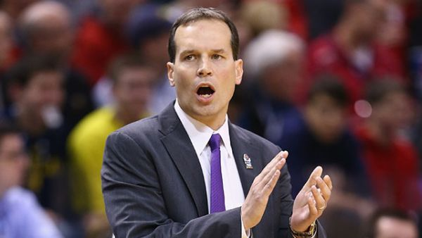 Chris Collins and Northwestern had a good week. (Andy Lyons/Getty Images)