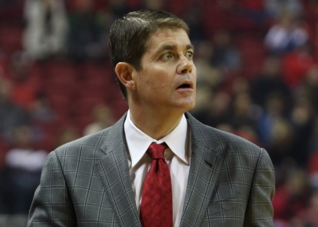 Nothing Can Be Easy For Dave Rice At UNLV