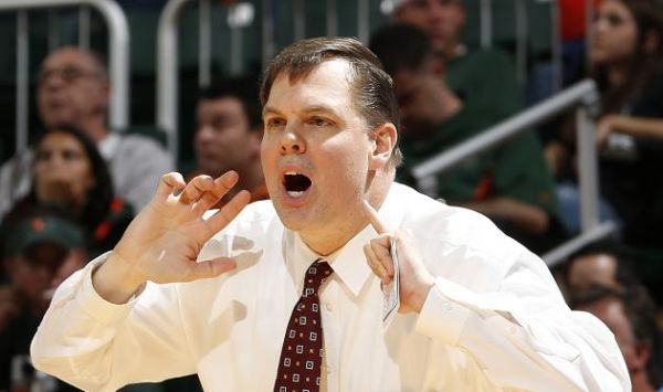 Jeff Neubauer has Fordham playing at a level in which NYC hasn't seen in a long time. (AP)