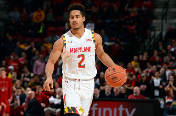 Melo Trimble has Maryland rolling so far in 2015-16. (Photo by G Fiume/Maryland Terrapins/Getty Images)