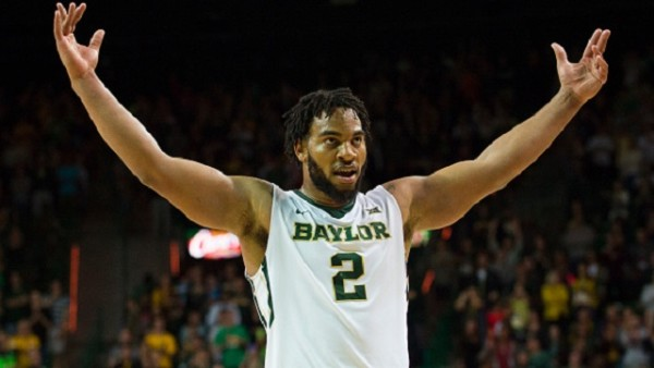 Rico Gathers and Baylor can establish themselves in the Big 12 race with a win over Vanderbilt. (Cooper Neill – Getty Images Sport)