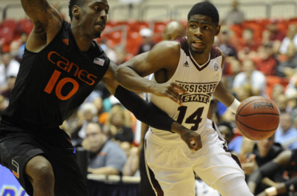 Malik Newman is headed to Kansas after spending a year at Mississippi State. (insidemsusports.com).