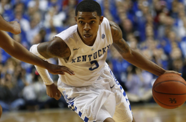 Tyler Ulis had it all going in Kentucky's win over Louisville (aseaofblue.com).