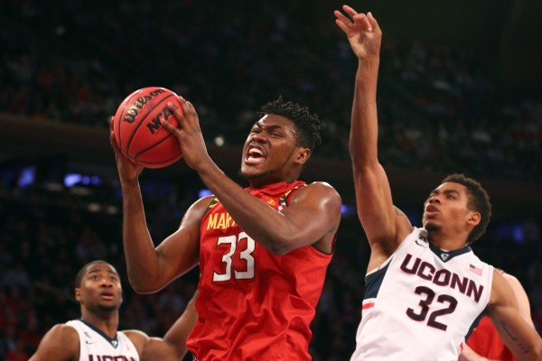 Diamond Stone Had His Best Game of the Season at the Jimmy V Classic (USA Today Images)