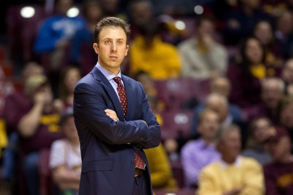 Richard Pitino (USA Today Sports Images)