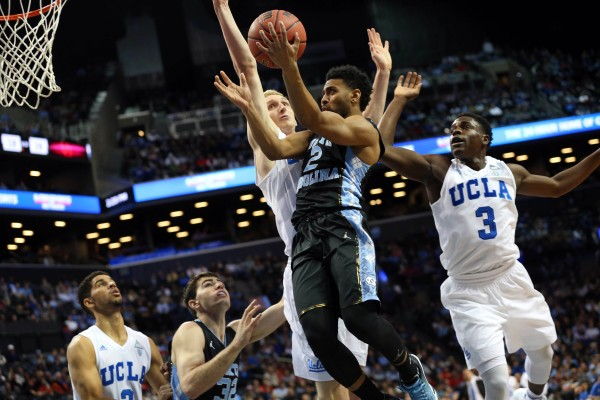 North Carolina Carved Up the UCLA Defense (USA Today Images)