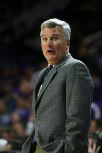 You might be alarmed to learn that Bruce Weber has the Kansas State Wildcats out to an 8-2 start. (Scott Sewell/USA TODAY Sports)