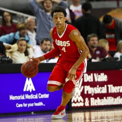 However He Does It, Elijah Brown Brings Offensive Punch To The Lobos