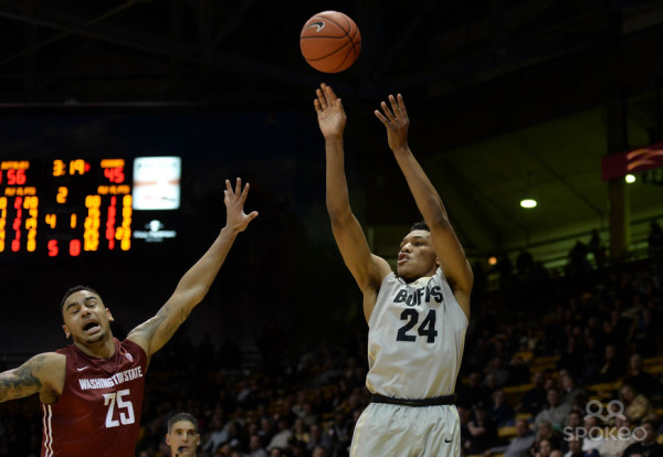 Colorado's George King Has The Shooting And The Size To Make NBA Scouts Take Notice