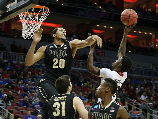 A.J. Hammons and Purdue have the toughest matchup this weekend against New Mexico. (Brian Spurlock/USA Today)