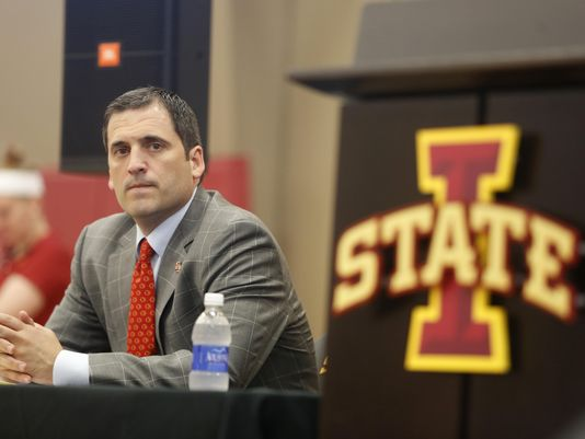 The Cyclones are wounded heading toward 2016. Steve Prohm and his staff will have to right the ship before Big 12 play begins. (Michael Zamora/The Des Moines Register)