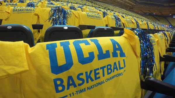 UCLA Fans: It's OK to Be A Fan (UCLA Athletics)