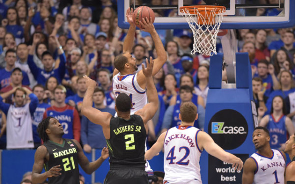 Perry Ellis is having a great season, but will he find success against Oklahoma's talented back line? (UTASI)