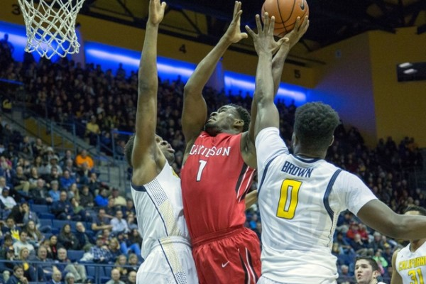 Amped Up Defensive Effort Has Been A Key To Recent Cal Success (Neville E. Guard-USA TODAY Sports)