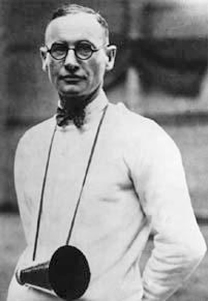 Hec Edmundson: Jim Tressel's Great-Uncle, And The Bricklayer of the Washington Basketball Program