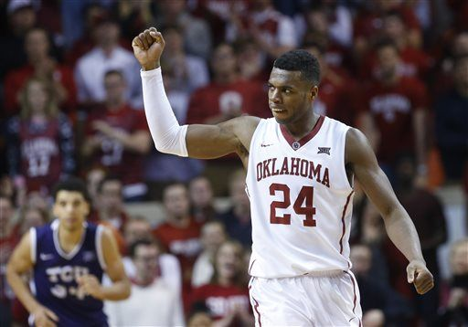 Buddy Hield And His Sooners Are Among The Big 12 Teams Likely To Stay Close To Home For The Tournament's First Two Rounds (Photo: AP)